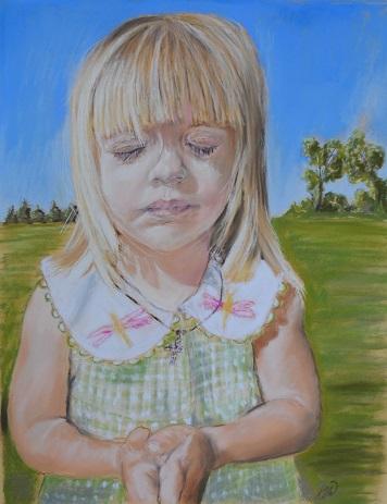 Little girl prayer 3