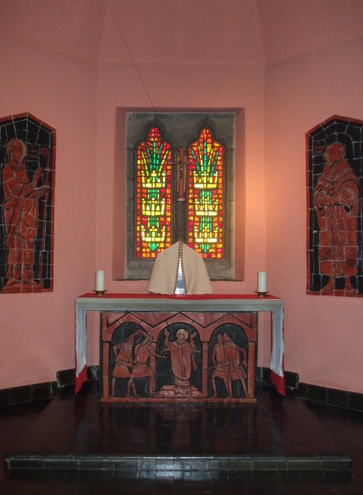 Relic chapel